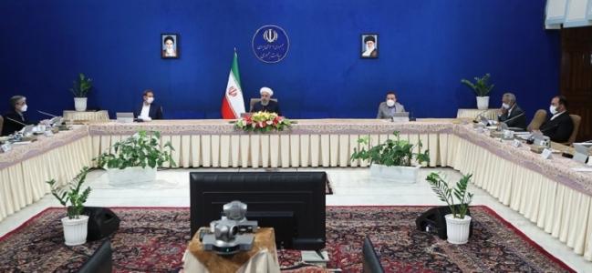 اگر امریکہ سمجھوتے میں واپس آجائے تو ہم بھی مکمل عمل درآمد شروع کردیں گے : صدر حسن روحانی