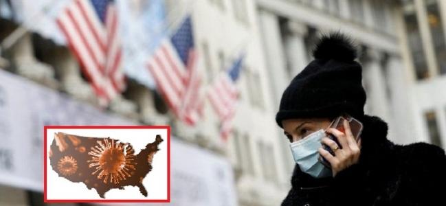 امریکہ میں کورونا کی ایک اور لہر کا خطرہ